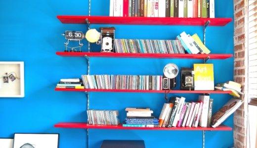 散らかす→片付けるよりも、最初から散らかりにくくする収納・家具配置
