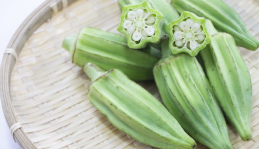 オクラと食べ合わせのいい食材を使って簡単かつ健康なごはんレシピ