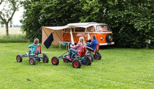 夏休みには子供と体験キャンプで貴重な体験を!どんなものがあるの?