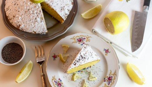 もはや定番のおみやげ!レモンケーキはしっとりしてて美味しいんです!
