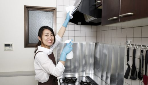 キッチンの掃除が苦手な方へ!少しずつ始めるおすすめの方法とは!?
