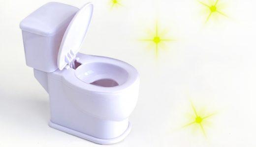 トイレの床掃除にどんなグッズがおすすめ?汚れを簡単に落としたい!