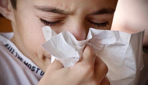 子供が花粉症になってしまった!その時の対策はどうしたらいいの?