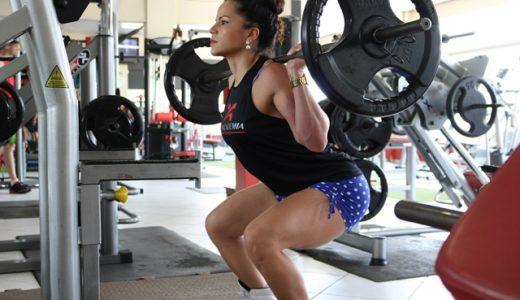 筋トレを始めて女性らしい美しい体に!効果やその期間など注意する点