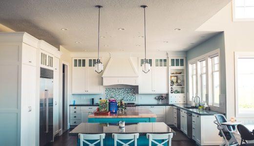 キッチンの床が油汚れで滑る!どうやって掃除したらいい?